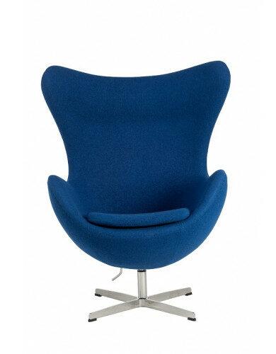 Mid-century egg chair