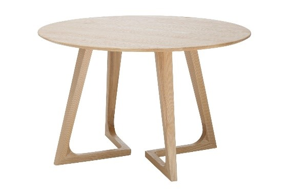Kantet Round Dining Table