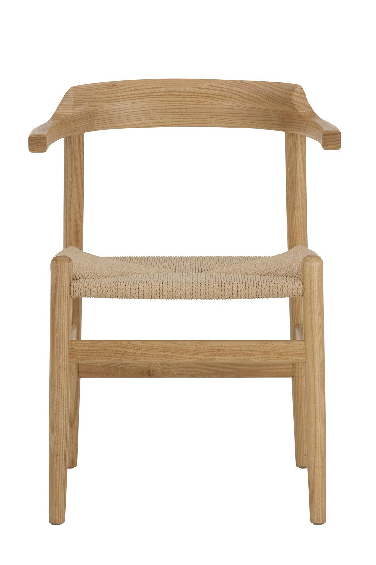 Replica Hans Wegner PP68 Side Chair Front