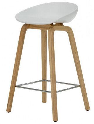 Replica Hee Welling Wooden Base Stool