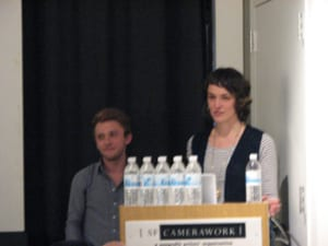 Adrienne Skye Roberts and Danny Orendorff