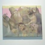 Alberto Condotta Goliath's Hug, 120x164cm