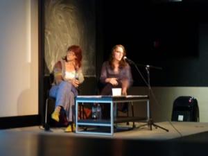 Ann Cvetkovich and Tammy Rae Carland