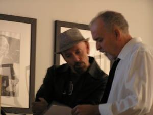 Robert Atkins and RudyLemcke