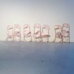 Lauren Anderson Folding Chairs, Softie 2006