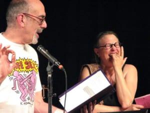 Simon Sheppard and Carol Queen