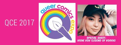 Queer Comics Expo 2017