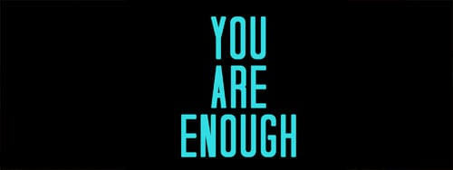 You Are Enough Art Show Link