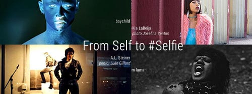 From Self to Selfie Art Show Event Link