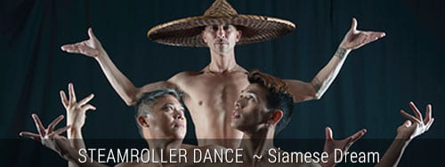 Steamroller Dance Event Link