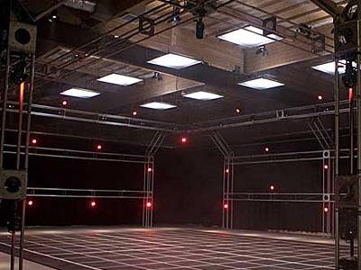 Archive Activision Motion Capture Space