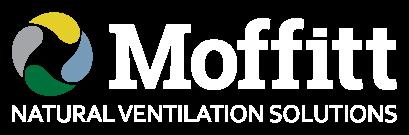 Moffitt natural ventilation solutions logo