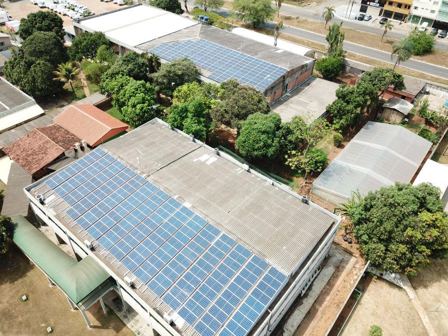 Para seu negócio | 102 kWp