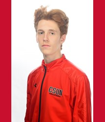 Johnny Hunter - Cal State Northridge Volleyball