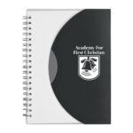 5×7-spiral-notebook-customized-5522_6970_BLK_Silkscreen