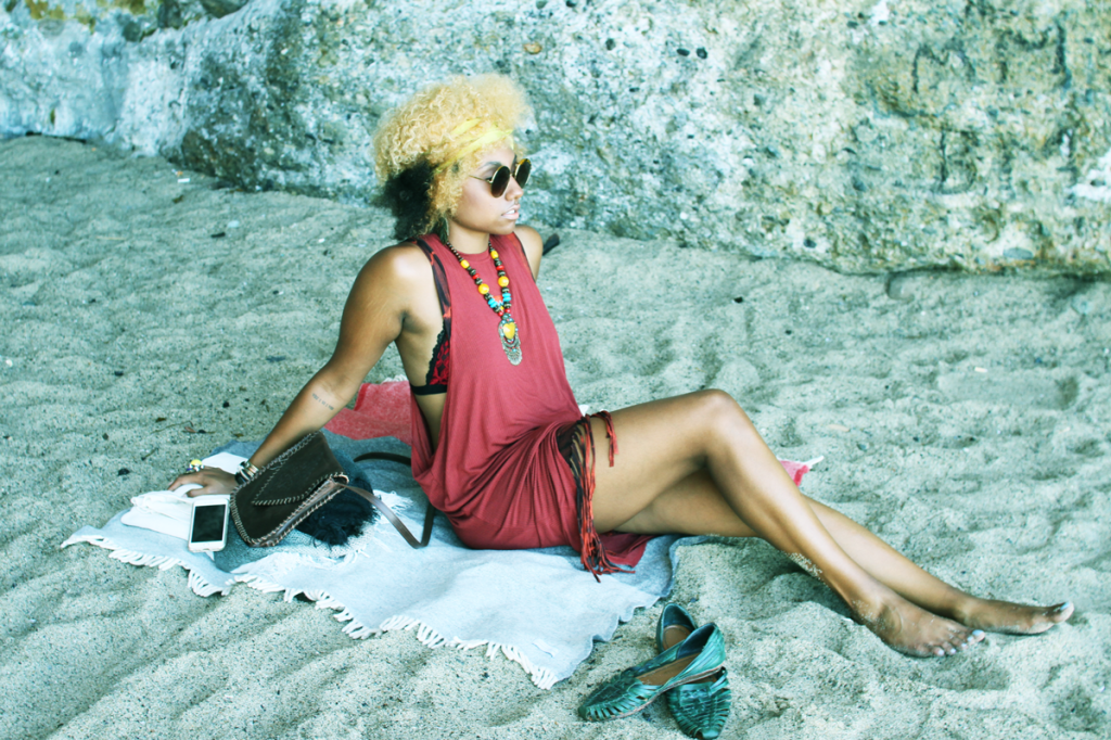 LIVECLOTHESMINDED, SUMMER STYLE, 70'S STYLE, BOHEMIAN STYLE, BOHO CHIC, HEAT HOMAGE