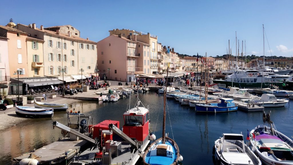 What to see in the South of France vacation