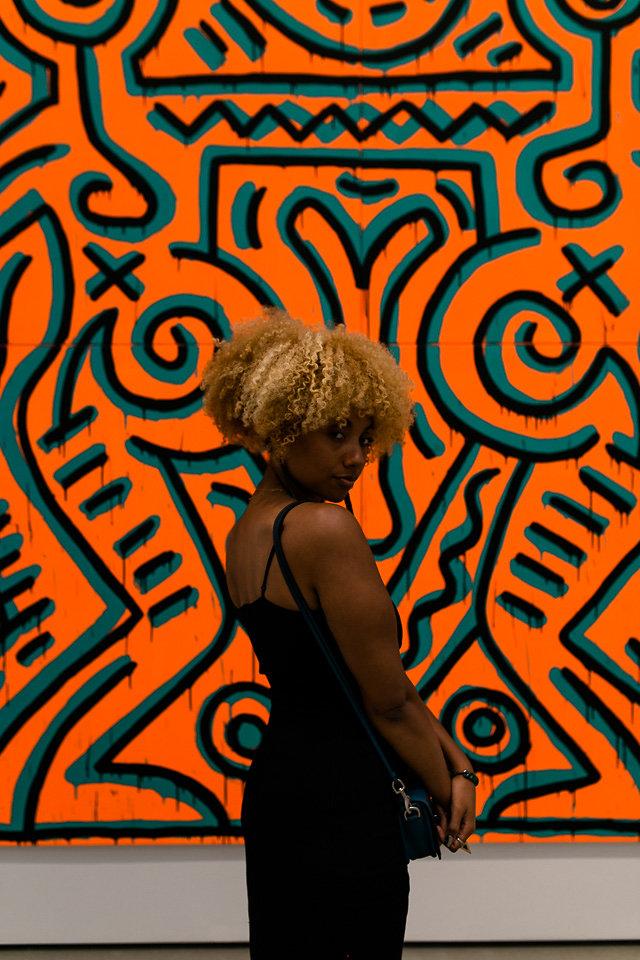 The Broad Museum LA Artwork