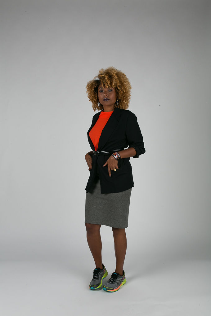 RSEE-LCM-Liveclothesminded-xmmtt-longbeach-6912-what to wear to work-blazer-sneakers-accessories-work-appropriate