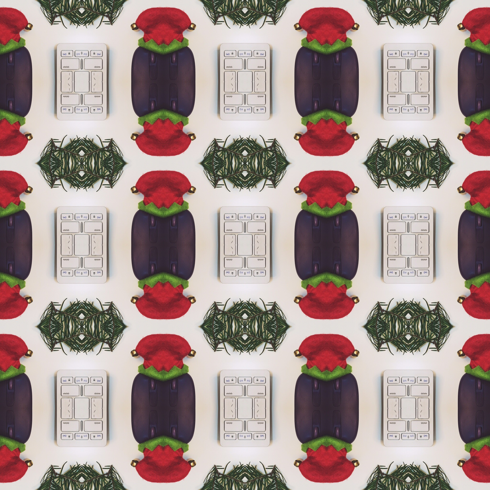 lcm-liveclothesminded-paperless post-christmas post-ecard-festive-holiday-kaleidoscope