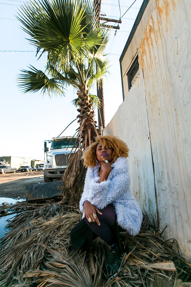 girl in long beach california