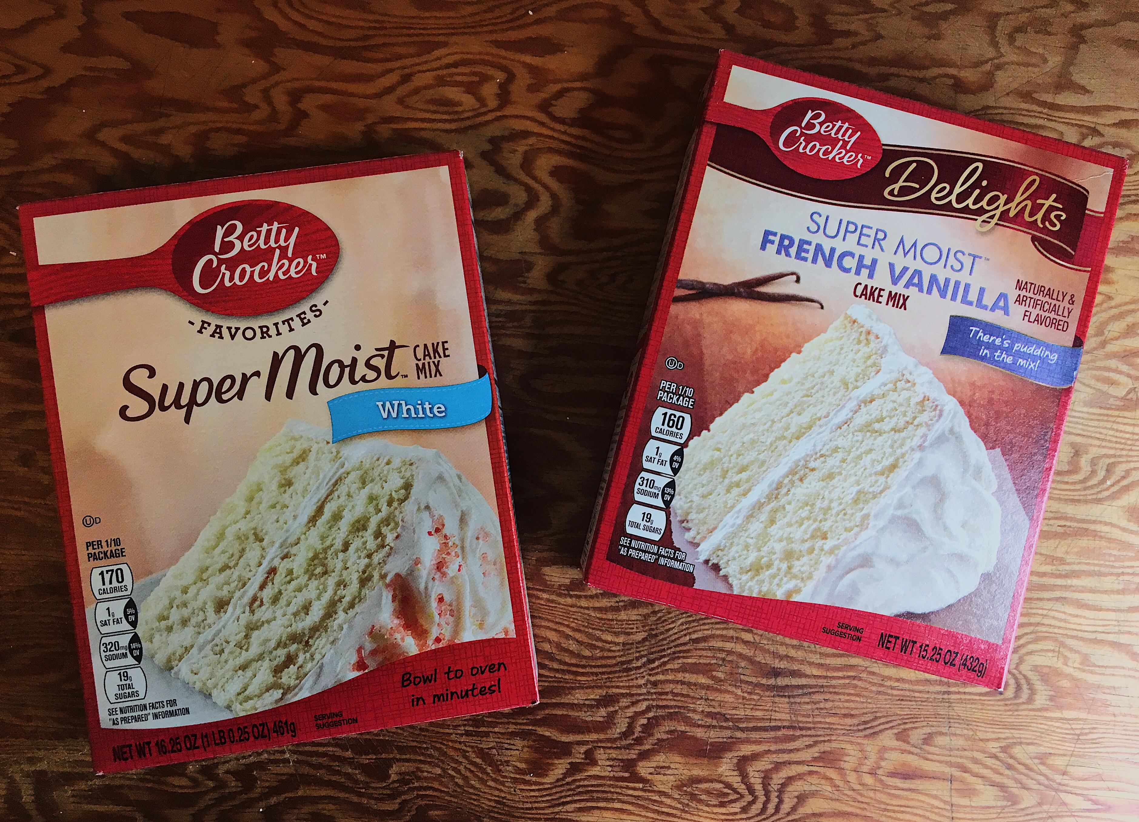 betty crocker cake mix-4th of july cake recipe