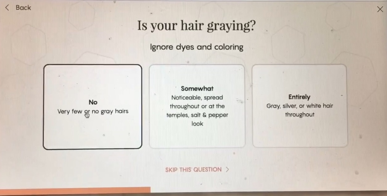 formulate hair wizard-greying hair