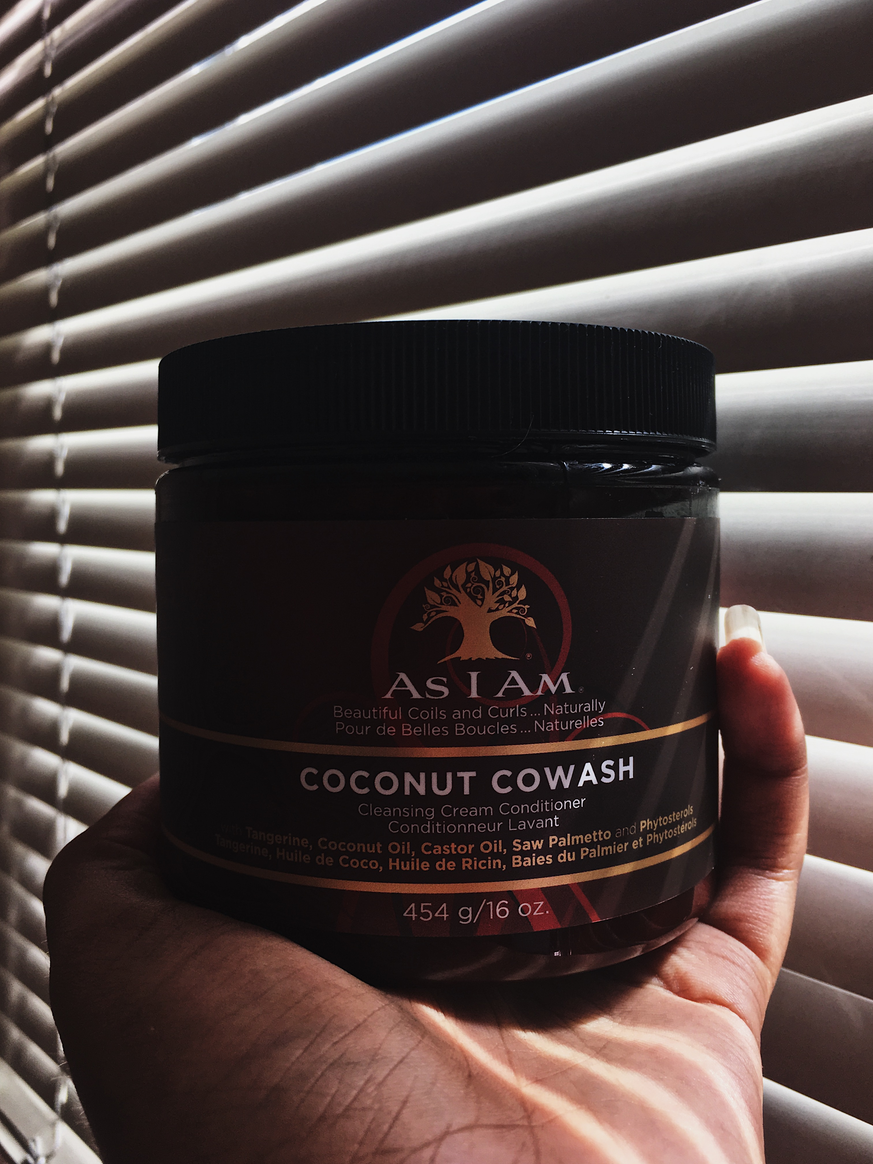as i am coconut cowash for natural hair