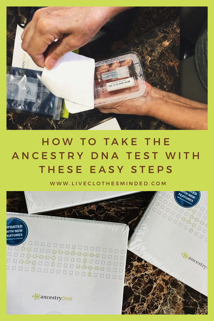 how long does ancestry dna test take