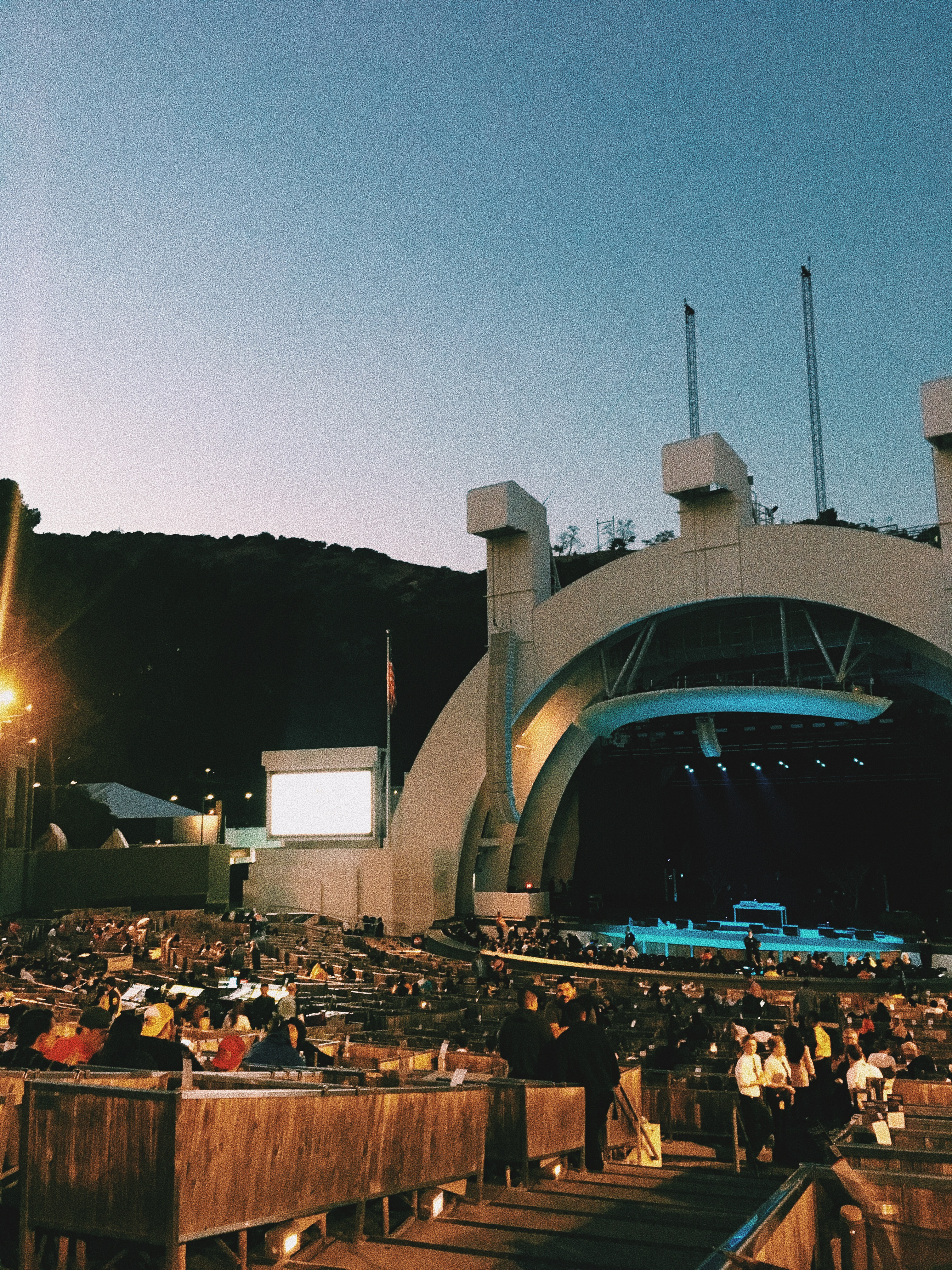 los angeles-hollywood bowl-logic concert