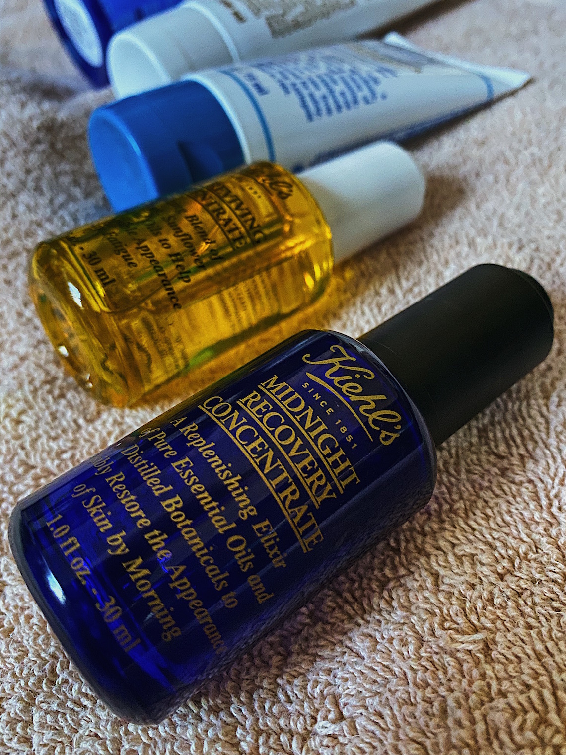 5 best products for combination skin-kiehls-midnight recovery