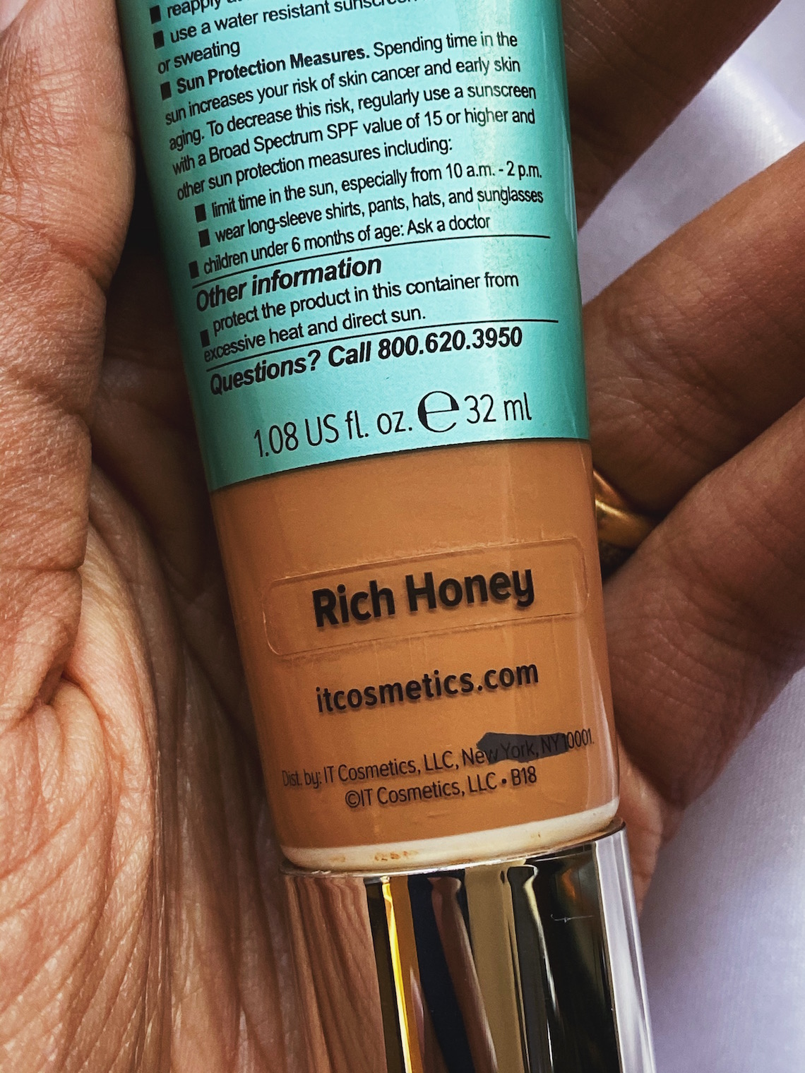 rich honey it cc cream-gift ideas