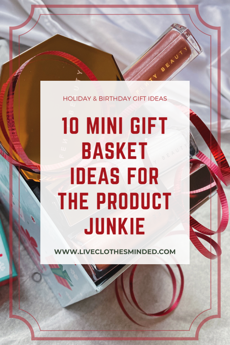 gift ideas for beauty product junkie cover