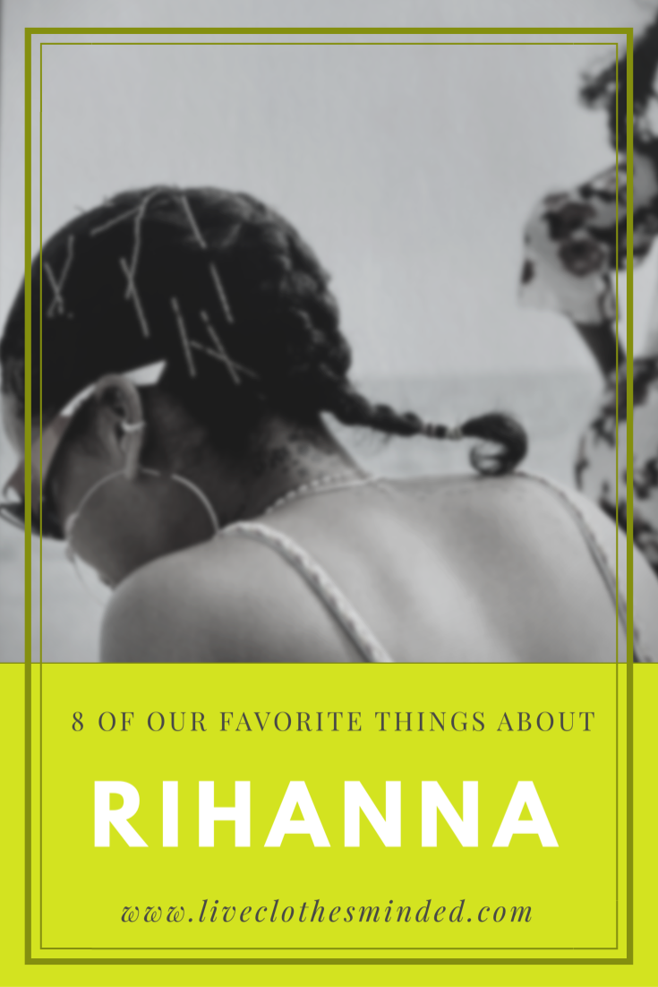 cover page-happy birthday rihanna-the rihanna book-natural hair