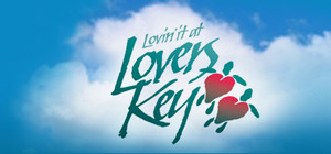 Lovin' it at Lovers Key - Friends of Lovers Key State Park logo