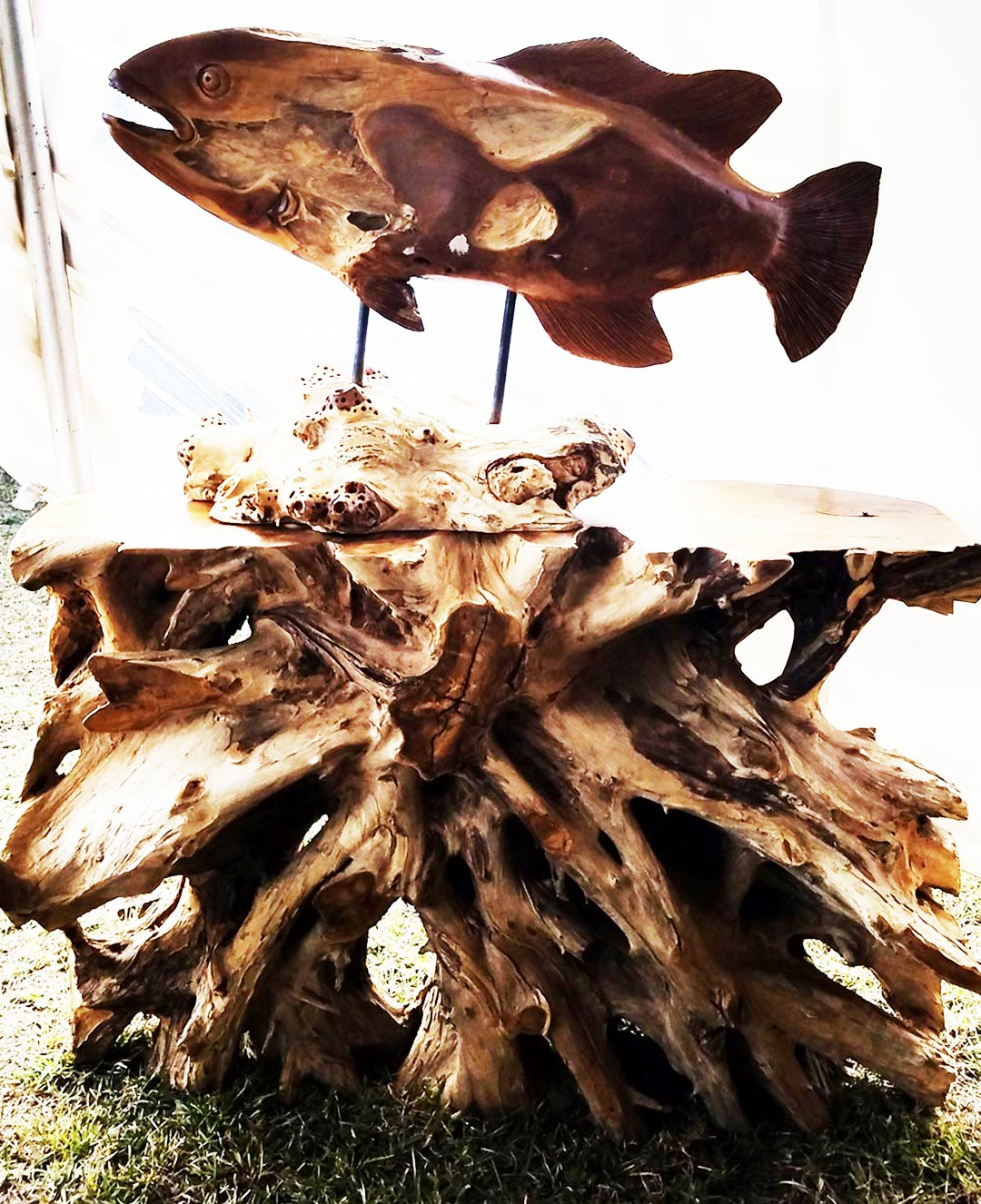 Sterling Graham Teak Root Furniture