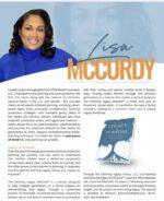 Lisa McCurdy speaks…