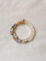 Handmade pearl jewelry