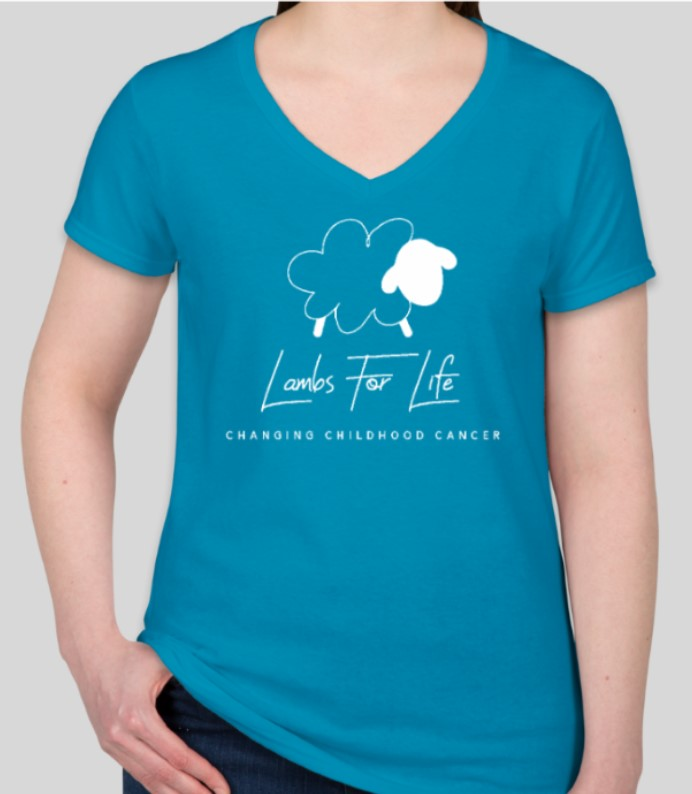 Ladies Official Lamby Gear Shirt