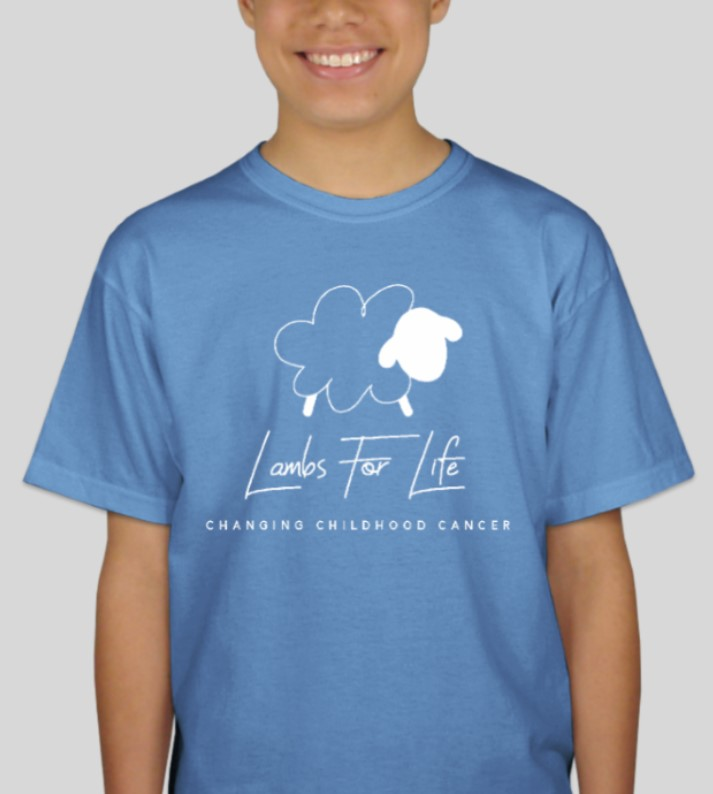Kids Official Lamby Gear Shirt