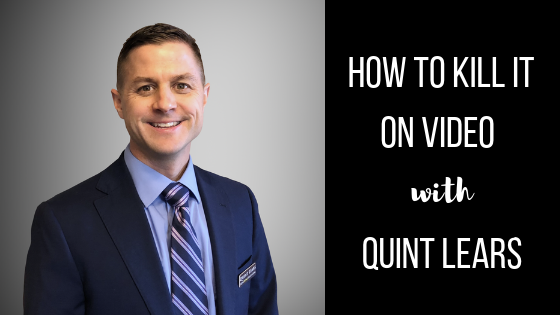 Episode #8: How to Kill it on Video with Quint Lears from NewHomeSales.com