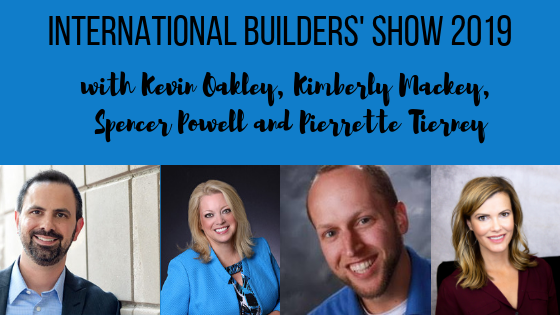Episode #39: IBS 2019 Recap and Highlights with Kevin Oakley, Kimberly Mackey, Spencer Powell and Pierrette Tierney.