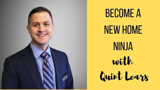 Episode #41: Become a New Home Ninja With Quint Lears