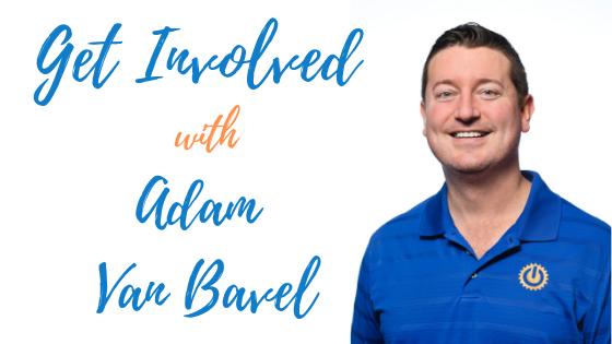Episode # 54: Get Involved with Adam Van Bavel