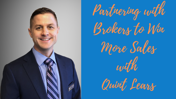 Episode #64: Partnering with Brokers to Win More Sales with Quint Lears of NewHomeSales.com