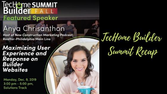 Episode #71: TecHome Builder Summit Recap