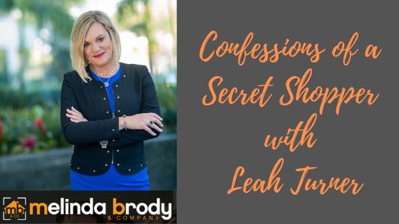 Episode #78: Confessions of a Secret Shopper with Leah Turner