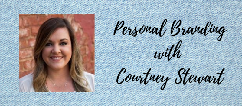 Episode #93: Personal Branding with Courtney Stewart (Rogers)