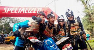 Columbia Vidaraid win Expedition Guarani