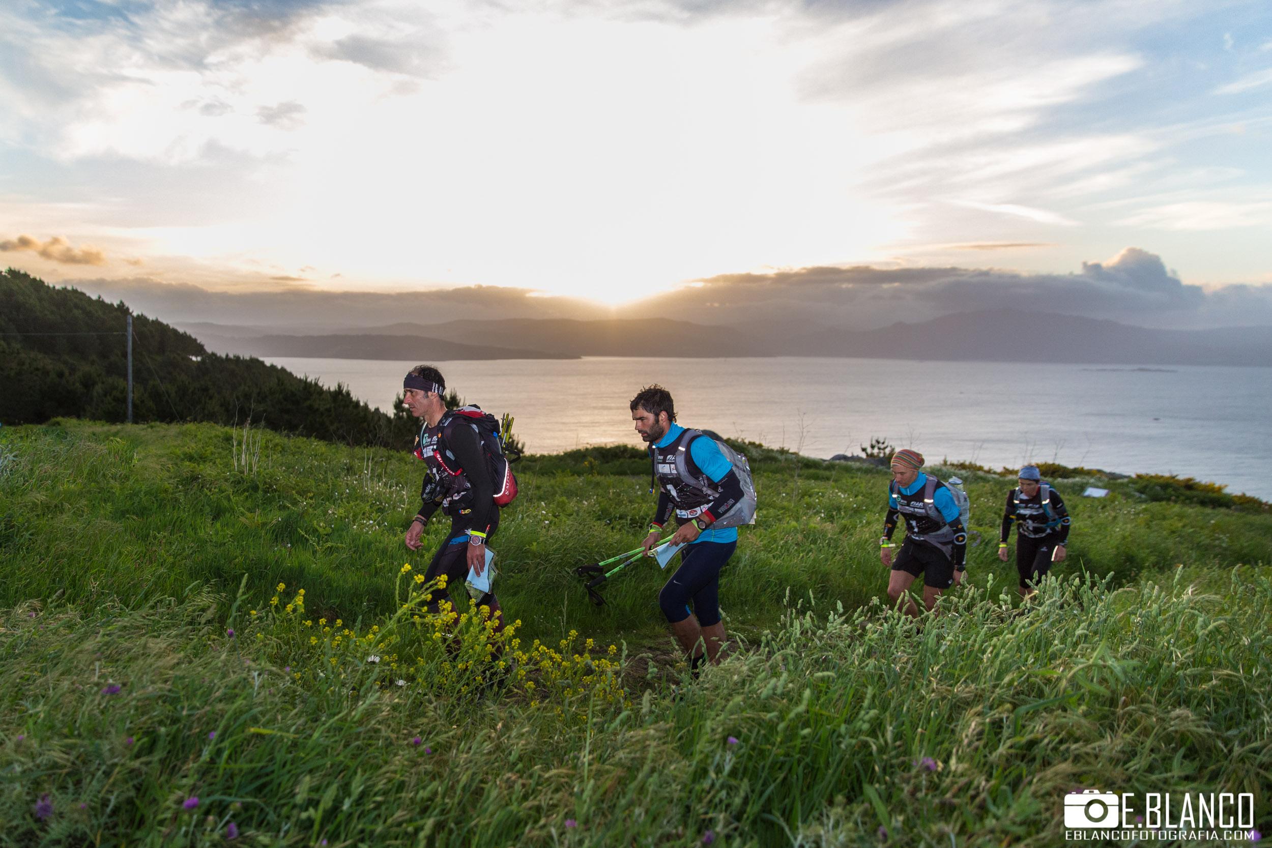 Trekking at Raid Gallaecia